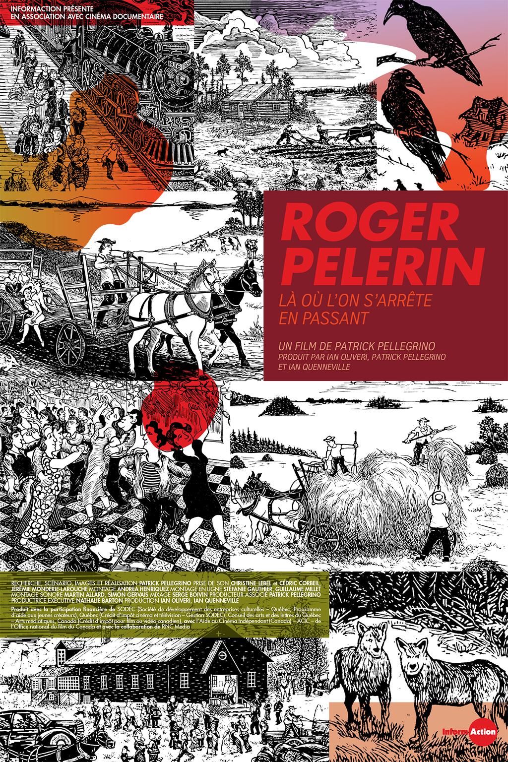 RogerPelerin_poster